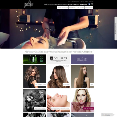 Aspects Hair Designers