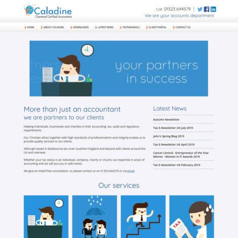 Caladine Ltd