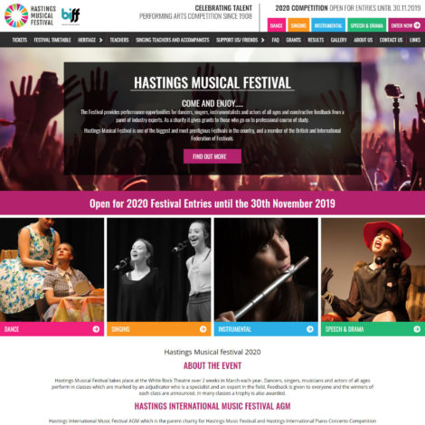 Hastings Musical Festival
