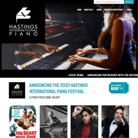 Hastings International Piano
