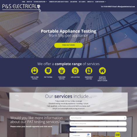 P & S Electrical