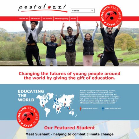 Pestalozzi International Village Trust