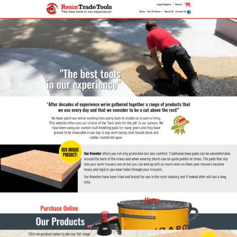 Resin Trade Tools