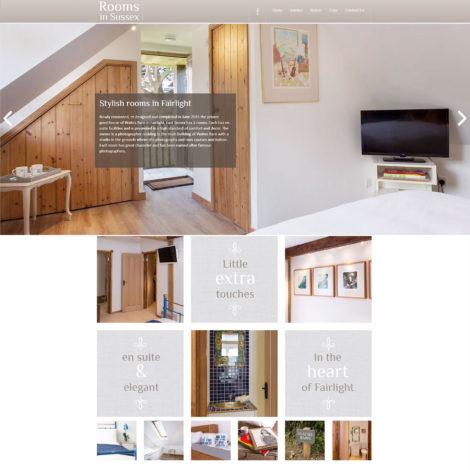 Rooms in Sussex