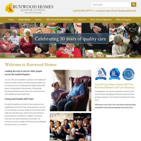 Runwood Homes