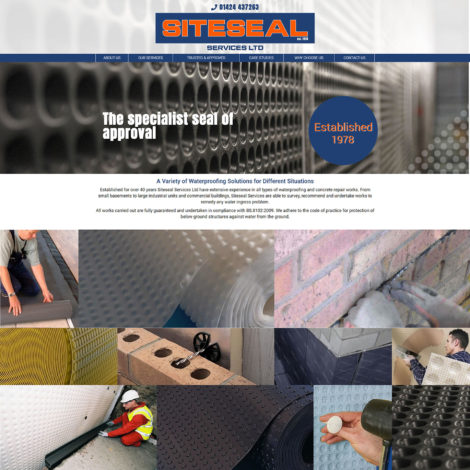 Siteseal Services Ltd