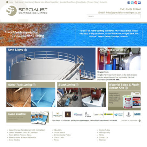 Specialist Coatings (GB) Ltd