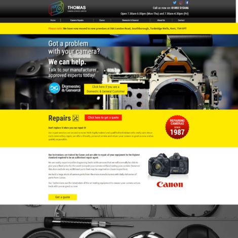 Thomas Camera Services