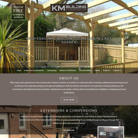 KM Building & Landscapes Ltd