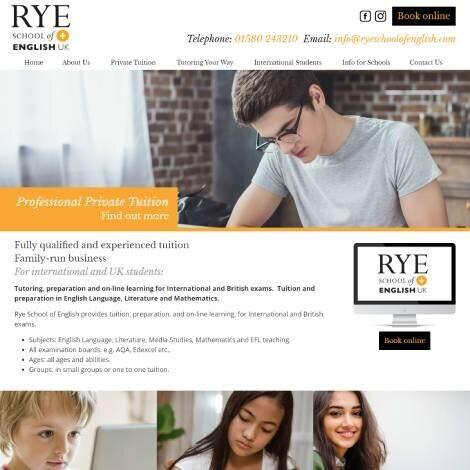 Rye School of English