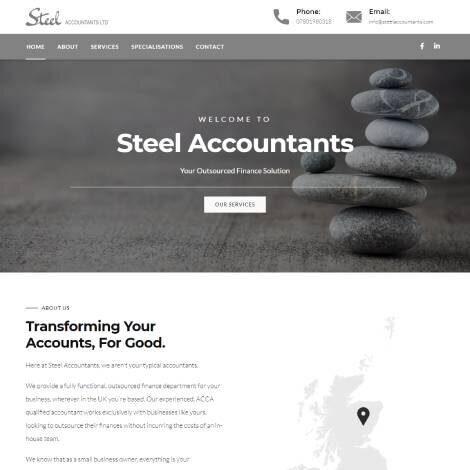 Steel Accountants
