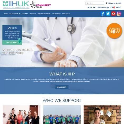 IIH UK